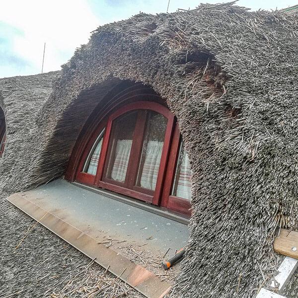 Régi tetők felújítása, karbantartása